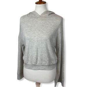 Project Social T super soft cropped hoodie